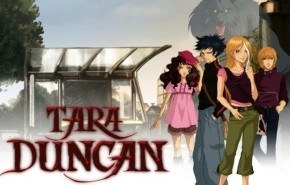 Tara Duncan nueva serie de Clan TVE