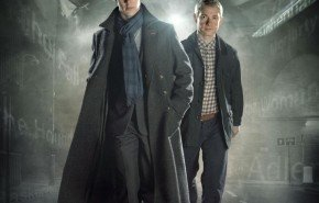 Segunda temporada de Sherlock en Antena 3