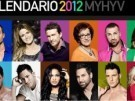 Calendario 2012 Mujeres y hombres y viceversa