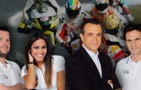 Cobertura Motos GP 2012 en Mediaset
