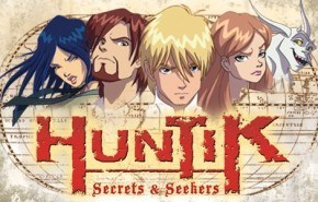 Huntik se estrena en Clan TVE