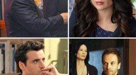 Nuevas series CBS 2012/2013