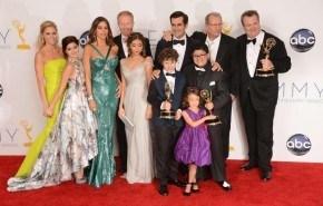 Ganadores Emmy 2012