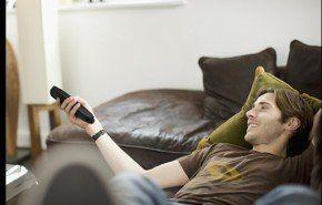 Cómo disfrutar de un cuerpo sano sin dejar de ver la tele