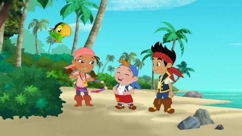 Imagenes de Jake y los piratas del pais nunca jamas -