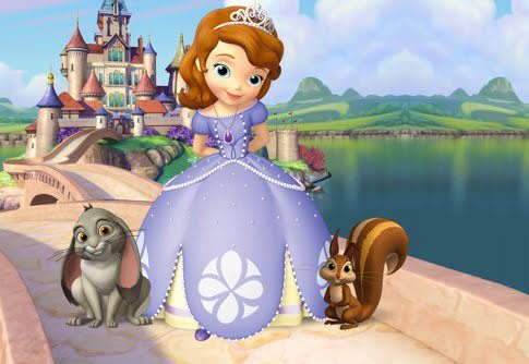 La princesa Sofía, nueva serie de Disney Jr.   EslaTele