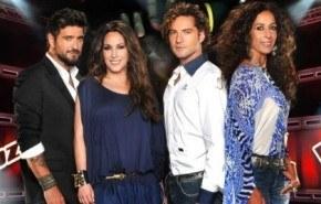 Se estrena la segunda edición de La Voz