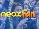 Premiados en los Neox Fan Awards 2013