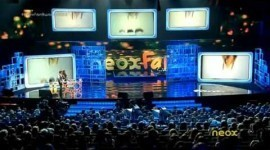 Premiados en los Neox Fan Awards 2013
