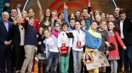 Mario se convierte en el primer Masterchef Junior de España