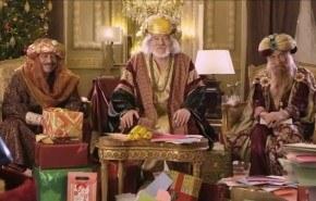 Anuncio de sus Majestades los Reyes Magos