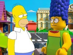 Primeras imágenes del episodio de Los Simpson convertidos en LEGO