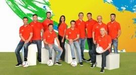 Así será la cobertura del Mundial de Brasil 2014 en Mediaset