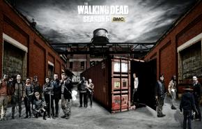 Trailer y fecha de estreno de la quinta temporada de The Walking Dead