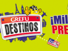 #GREFUDESTINOS más información sobre el concurso