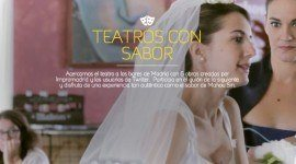 """""""Teatros con sabor"""" en los bares de Madrid"""