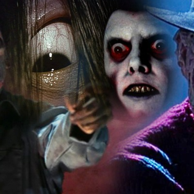 Historias de origen de películas de terror