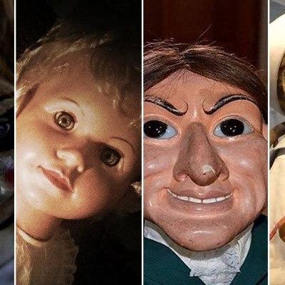 Muñecas reales embrujadas