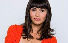 Marta Fernández se estrena en los informativos de Telecinco