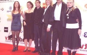 Finalistas para los premios de la Academia de la Televisión