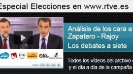 Las televisiones despliegan su cobertura para las elecciones del 9M
