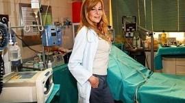 "Ana Obregón graba su participación en ""Hospital Central"""