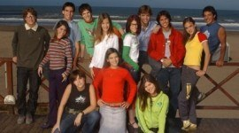 Rebelde Way en DVD
