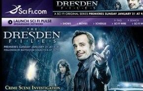 The Dresden Files con Nicolas Cage