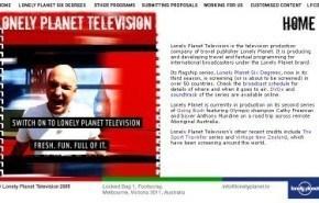 Programas de televisión de viajes (I): Loney Planet