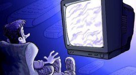 Ver mucha televisión afecta a los niños
