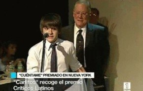 """""""Cuéntame como pasó"""" ha sido premiada en Nueva York"""