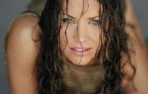 Evangeline Lilly en el anuncio para Coolwater