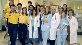 Los médicos se quejan al respecto de sus series