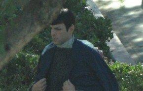 """Zachary Quinto; de """"Heróes"""" a """"Star Trek"""""""