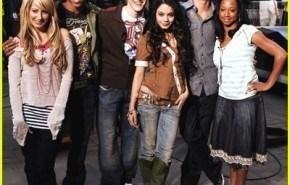 """High School Musical 2″ en Disney Channel"