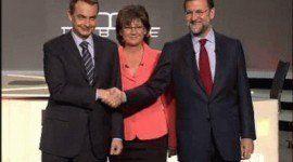 El segundo debate electoral pierde un millón de espectadores con respecto al primero