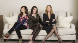 """Lipstick Jungle"" nueva serie de la NBC"