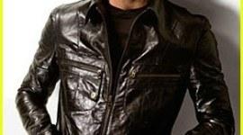 Patrick Dempsey en la campaña para Versace