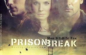 """""""Prison Break"""" regresa a lo grande a pesar de bajar en audiencia"""
