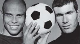 Amigos de Ronaldo vs. Amigos de Zidane: el partido contra la pobreza se juega en Cuatro