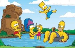 """""""Los Simpson"""" se verán también en la sobremesa de Antena 3"""