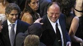 """""""Los Soprano"""" mejor serie dramática en los Emmy"""