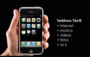 ¿Qué tienen que ver el iPhone y Antena 3?