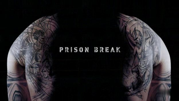 Prison Break (todas las temporadas) x 100 MB x Subtitulado