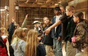 "Polémica en EEUU por el reality ""Kid Nation"""